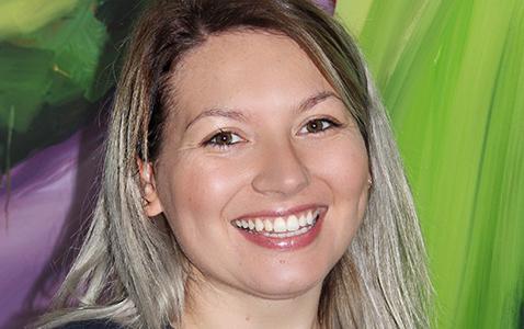 Dentist Client Services Manager Elizabeth Charlton